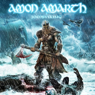 AMON AMARTH- Jomsviking DIGIPACK