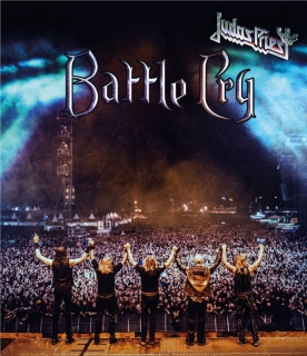 JUDAS PRIEST-- Battle cry BLURAY