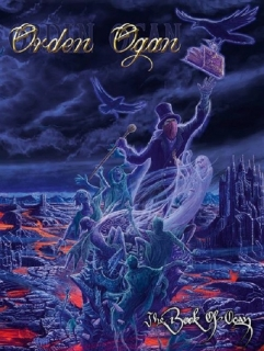 ORDEN OGAN - Book of ogan 2DVD+2CD