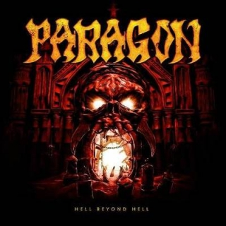 PARAGON - Hell beyond hell DIGIPACK