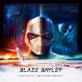 BAYLEY BLAZE - infinite entaglement