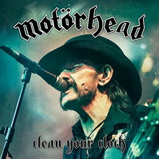 MOTORHEAD - Clean your clock DVD+CD