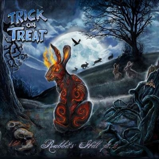 TRICK OR TREAT - Rabbits hill pt.2 DIGIPACK