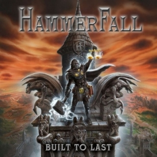 HAMMERFALL - Built to last CD+DVD