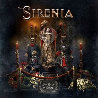 SIRENIA - Dim days of dolor DIGIPACK