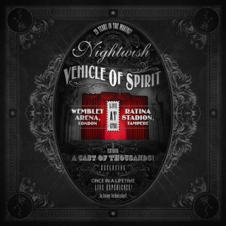 NIGHTWISH - Vehicle of spirit 2xBLURAY