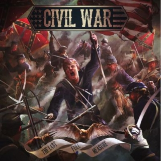 CIVIL WAR - The last full measure DIGIPACK