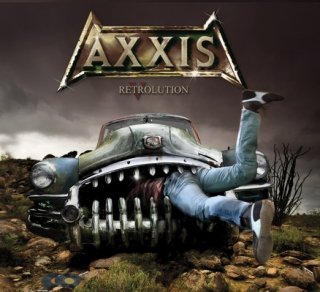 AXXIS- Retrolution DIGIPACK