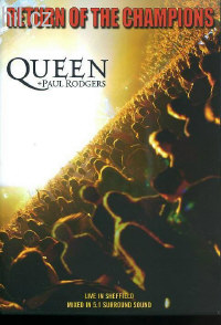 QUEEN/RODGERS PAUL - Return of the champ