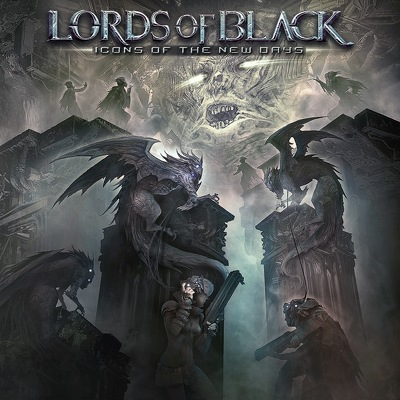 LORDS OF BLACK - Icons od the new days 2CD