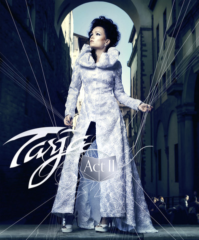 TARJA - Act II 2xBLURAY+2xCD