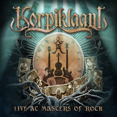 KORPIKLAANI -  Live at Masters of rock DVD +2CD