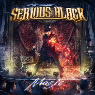 SERIOUS BLACK - Magic 2CD