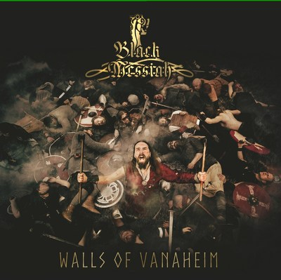 BLACK MESSIAH - WAlls of Vanaheim DIGIPACK