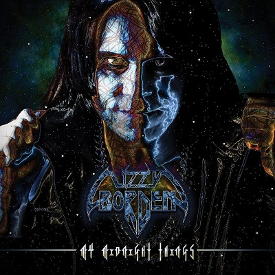 LIZZY BORDEN - My midnight things DIGIPACK