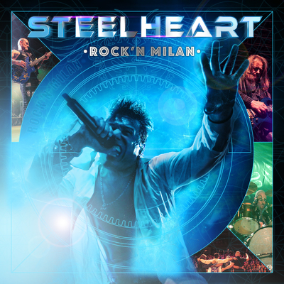 STEELHEART - Rock in Milan DVD+CD