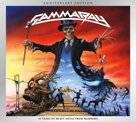 GAMMA RAY - Sigh no more 2 CD digipack