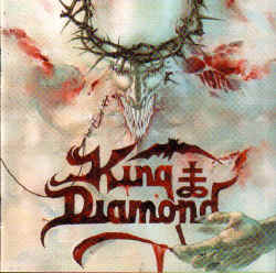 KING DIAMOND - House of god - digi