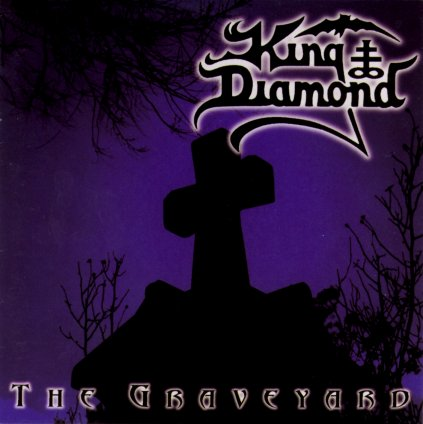 KING DIAMOND - The graveyard REEDICE