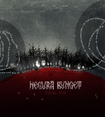 NEGURA BUNGET - Focul Viu..2CD