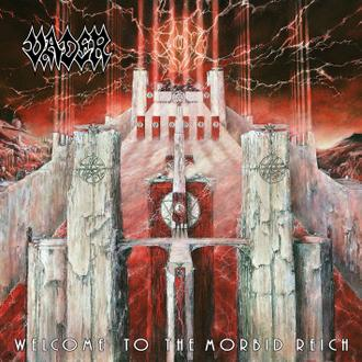 VADER - Welcome to the morbid reich DIGIPACK