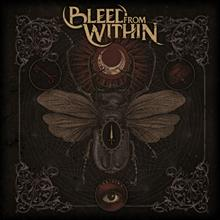 BLEED FROM WITHIN - Uprising DIGIPACk