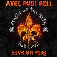 PELL AXEL RUDI - Live on fire  2DVD