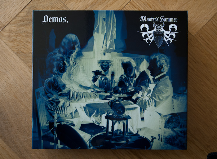 MASTERS HAMMER - Demos 3CD