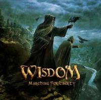 WISDOM - Marching for liberty DIGIPACK
