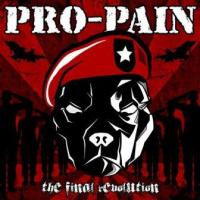 PRO PAIN - The final revolution DIGIPACK