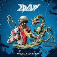 EDGUY - Space police - defenders of the crown DELUXE EARBOOK