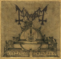 MAYHEM - Esoteric warfare DIGIPACK