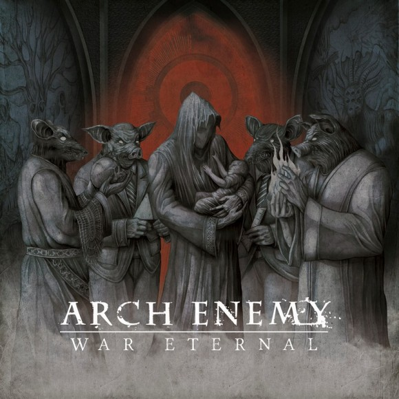 ARCH ENEMY - War eternal