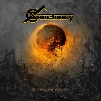 SANCTUARY - The Year the sun died MEDIABOOK