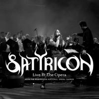 SATYRICON -  Live at the opera CD+DVD