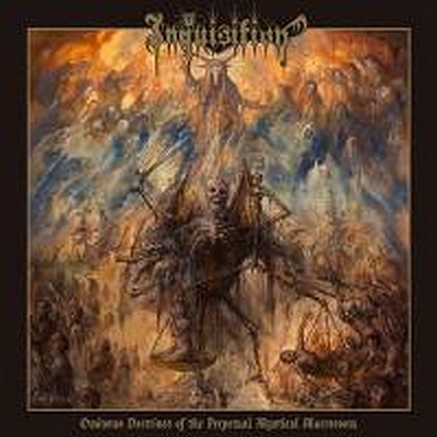 INQUISITION - Omnious doctrines