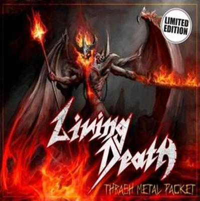 LIVING DEATH - Thrash metal packet