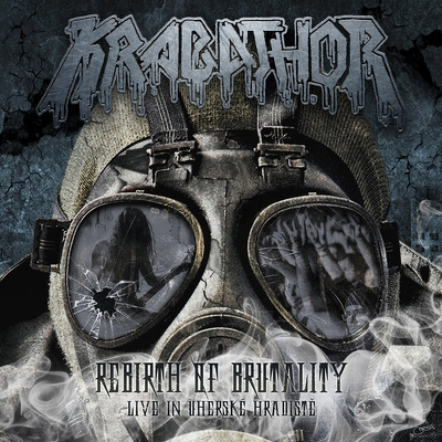 KRABATHOR - Rebirth of brutality 2DVD+CD