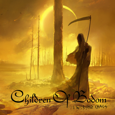 CHILDREN OF BODOM - I worship chaos CD+DVD