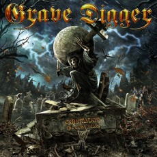 GRAVE DIGGER -  Exhumation: early years