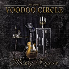 VOODOO CIRCLE - Whiskey fingers DIGIPACK