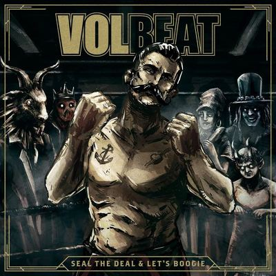 VOLBEAT - Seal the deal and lets boogie 2CD