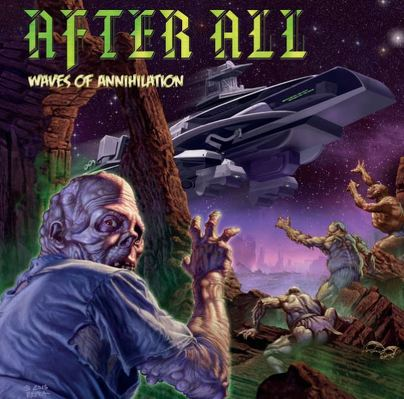 AFTER ALL - Waves of annihilation