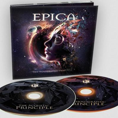 EPICA - Holographic principle 2CD MEDIABOOK