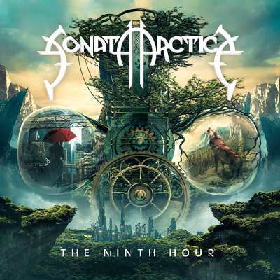 SONATA ARCTICA - The ninth hour DIGIPACK