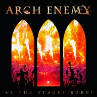 ARCH ENEMY- As the stages burn! DVD+CD