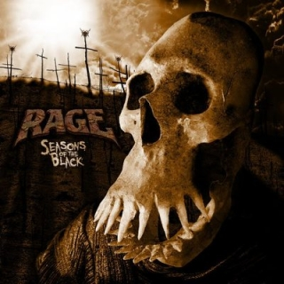 Rage - Seasons of the black DIGIPACK