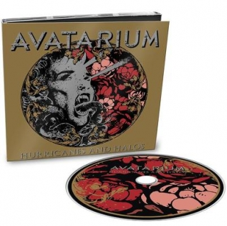 AVATARIUM - Hurricanes And happy DIGIPACK