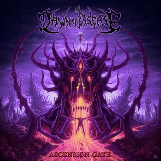 DAWN OF DISEASE - Ascension gate