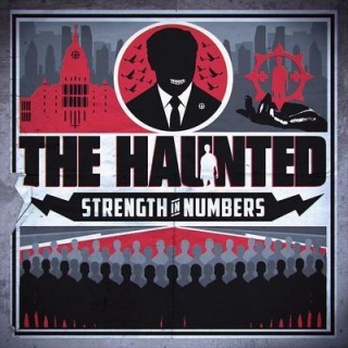 HAUNTED - Strength in numbers MEDIABOOK